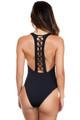 L*SPACE Ryder One Piece in Black