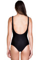 AMUSE SOCIETY Estelle One Piece in Solid Black