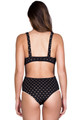 AMUSE SOCIETY Gwen One Piece in Solid Black