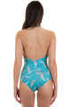 BEACH RIOT Coral One Piece in Green