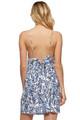TAVIK Zita Dress in Paradise Sea Blue