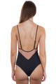 TORI PRAVER Lulu One Piece in Black