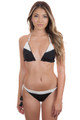 BANANA MOON Couture Monterosso Top in Black