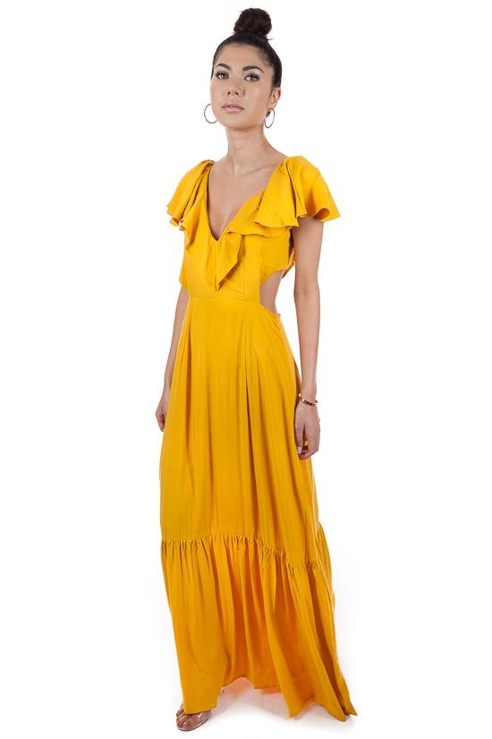117f59496394f MILA THE LABEL Gaya Maxi Dress in Mustard