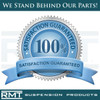RMT Suspension Products 100% Satisfaction Guaranteed