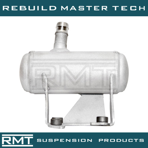 M211-R369-ADRL - Mercedes-Benz E-Class AMG W211 2003-2009 (w/4-Corner Leveling Only) OEM REBUILD Rear Left Air Spring Reservoir Tank - Single (For: 2113200725)