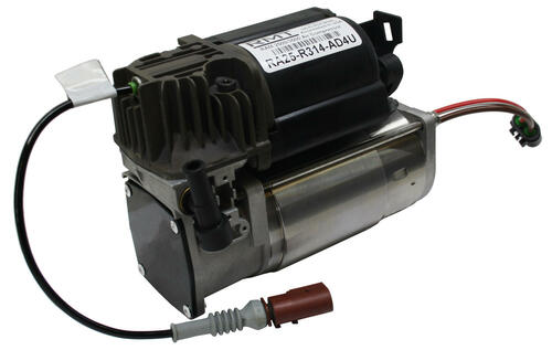 RMT Suspension Products RAM 3500 2014-2018 OEM REBUILT Air Suspension Compressor with Thermal Sensor and Electrical Plug 68239571AA