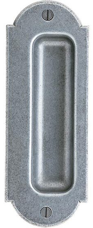 Bouvet 3250-012 Flush Pull 165x56mm Pewter
