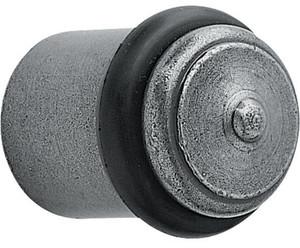 Bouvet 3504-007 Floor Door Stopper 45mm Black <br>(Shown In Pewter)