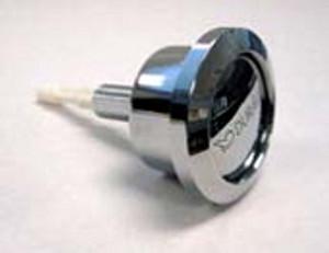 Duravit 0074301000 Push Button Geberit Single Flush.