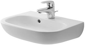 DURAVIT 07054500002 D-CODE HANDRINSE BASIN WHITE
