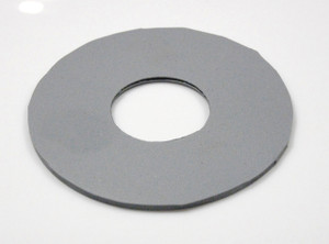 Toto 9BU001ER Flapper Seal Gasket - Gray For Toilet