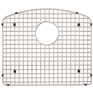 BLANCO 221000 STAINLESS STEEL SINK GRID (DIAMOND DOUBLE LEFT BOWL)