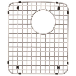 BLANCO 221008 STAINLESS STEEL SINK GRID (DIAMOND DOUBLE LEFT BOWL)