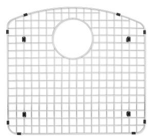 BLANCO 221011 STAINLESS STEEL SINK GRID (DIAMOND 1-1/2 LARGE BOWL)