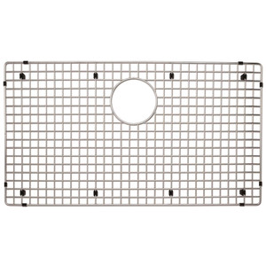 BLANCO 221018 STAINLESS STEEL SINK GRID (PRECISION & PRECISION 10 SUPER SINGLE BOWL)