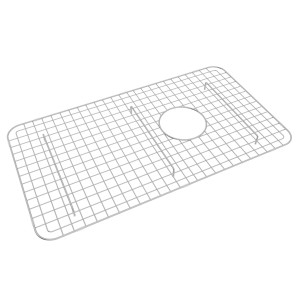 ROHL WSG3018SS WIRE SINK GRID FOR RC3018 KITCHEN SINK STAINLESS STEEL