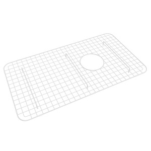 ROHL WSG3018WH WIRE SINK GRID FOR RC3018 KITCHEN SINK WHITE