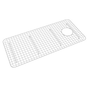 ROHL WSG3618SS WIRE SINK GRID FOR RC3618 KITCHEN SINK STAINLESS STEEL