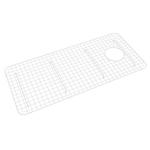 ROHL WSG3618WH WIRE SINK GRID FOR RC3618 KITCHEN SINK WHITE