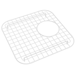 ROHL WSG5927WH WIRE SINK GRID FOR 5927 BAR/FOOD PREP SINK WHITE