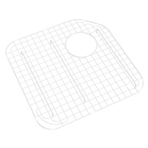 ROHL WSG6327LGWH WIRE SINK GRID FOR 6337 KITCHEN SINKS LARGE BOWL WHITE
