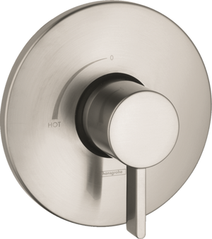 HANSGROHE 04233820 ECOSTAT PRESSURE BALANCE TRIM S BRUSHED NICKEL