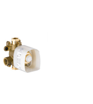 AXOR 10754181 AXOR SHOWERSOLUTIONS BASIC SET FOR THERMOSTATIC MODULE 120/120 FOR CONCEALED INSTALLATION