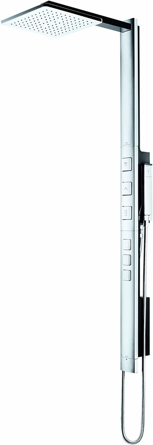 TOT\TS991A#01 NEOREST SHOWER TOWER POLISHED CHROME