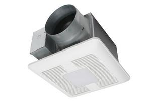 PANASONIC FV-1115VQL1 WHISPERCEILING DC FAN|LIGHT 110-130-150 CFM
