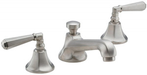 "CALIFORNIA FAUCETS 4602-PN MONTEREY 8"" WIDESPREAD LAVATORY FAUCET POLISHED NICKEL"