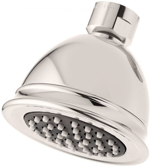 """CALIFORNIA FAUCETS SH-09.25-PVD 2-7/8"""" SINGLE-FUNCTION SHOWERHEAD POLISHED BRASS (PVD)"""