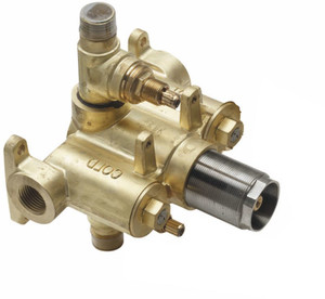 """CALIFORNIA FAUCETS TH52-R STYLETHERM ® 1/2"""" THERMOSTATIC ROUGH VALVE WITH INTEGRAL DUAL VOLUME CONTROLS"""
