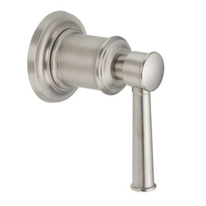 CALIFORNIA FAUCETS TO-48-W-PN MIRAMAR WALL OR DECK HANDLE TRIM ONLY POLISHED NICKEL
