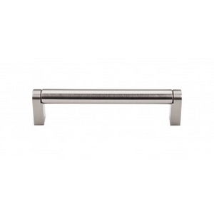 "TOP KNOBS M1003 PENNINGTON BAR PULL 5 1/16"" CENTER TO CENTER BRUSHED SATIN NICKEL"