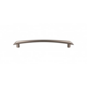 """TOP KNOBS TK788BSN EDGEWATER APPLIANCE PULL 12"""" CENTER TO CENTER BRUSHED SATIN NICKEL"""