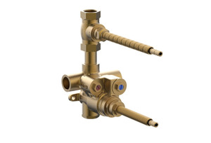 """Phylrich 1-136 3/4"""" NEW THERMOSTATIC VALVE WITH VOLUME CONTROLS"""
