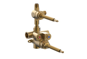 """Phylrich 1-142 3/4"""" NEW 2018 THERMOSTATIC VALVE WITH 2 WAY DIVERTER"""