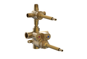 """Phylrich 1-143 3/4"""" NEW 2018 THERMOSTATIC VALVE WITH 3 WAY DIVERTER (SHARED)"""