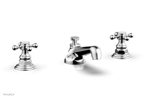Phylrich 500-01/026 HEX TRADITIONAL WIDESPREAD FAUCET POLISHED CHROME