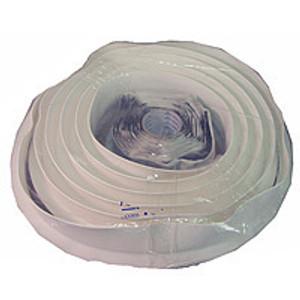 Duravit 79011200000 Duravit Tile Flange