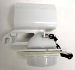 "Duravit 1002600000 Flapper For 2"" Flush Valve B4100"
