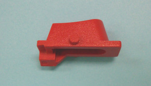 Phylrich P20012 Red Button for Thermostatic Valve