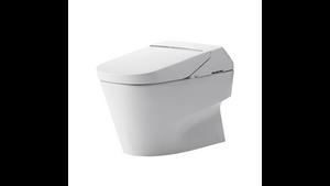 Toto MS992CUMFG#01 Neorest 700H Dual Flush Toilet, 1.0 & 0.8 GPF Cotton