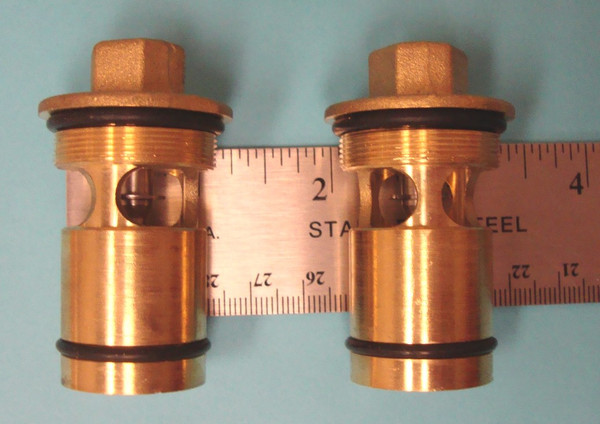 "Phylrich 1-002 Check Valve Kit For New 3/4"" Thermostatic Valve, January 2013 To Present"