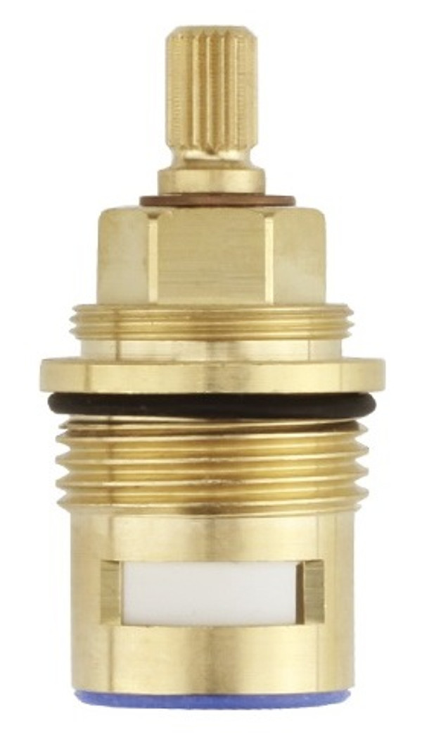 "Phylrich 10214 - 20 Pt Cold (opens clockwise)?Deck/Wall 3/4"" Cartridge for Cold Valves shipped between 1991 and March 2013"
