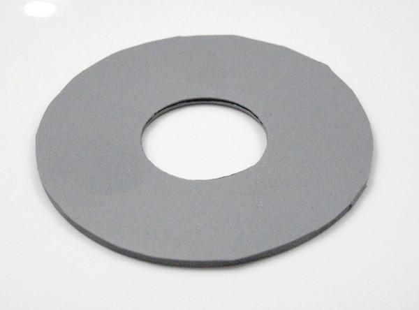Toto 9BU001ER Flapper Seal Gasket - Gray For Toilet