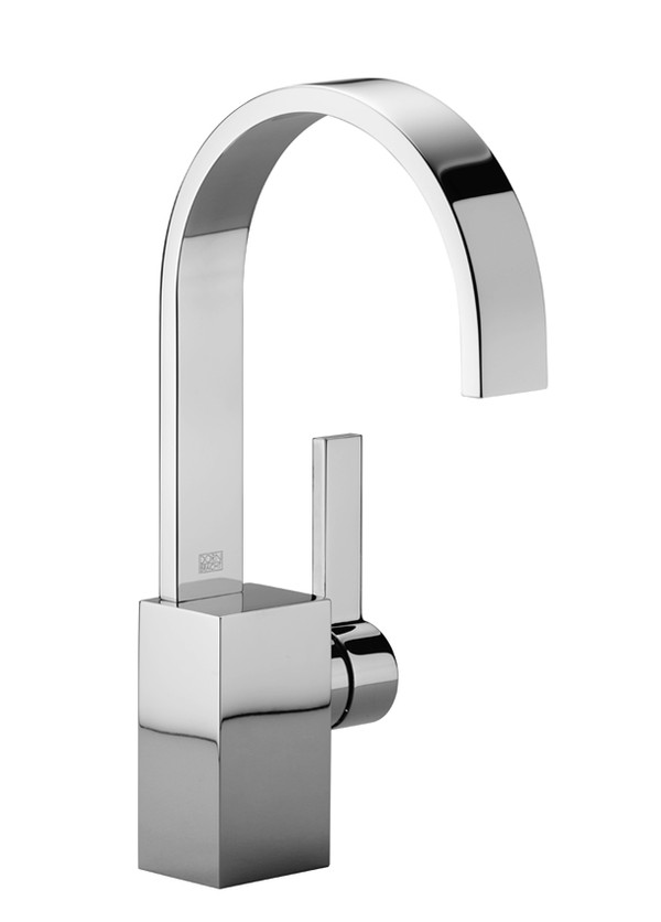 Dornbracht 33501782-000010 SINGLE-LEVER LAVATORY MIXER WITH DRAIN - POLISHED CHROME