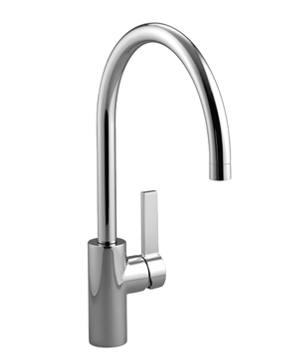 DORNBRACHT 33816875-060010 SINGLE-LEVER MIXER - PLATINUM MATTE