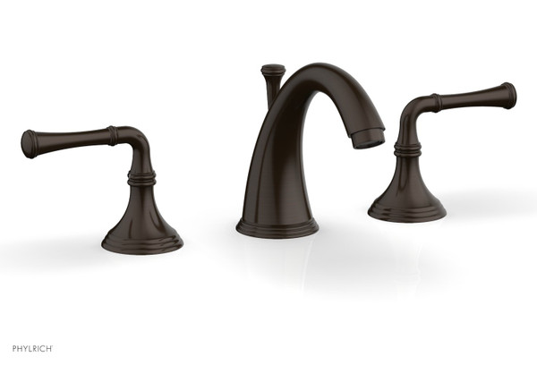 Phylrich D205/11B 3RING WIDESPREAD FAUCET ANTIQUE BRONZE